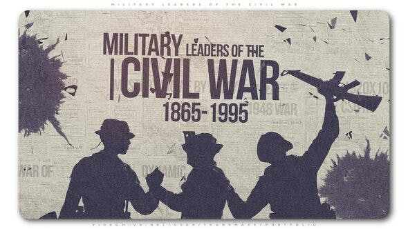 Thumbnail for Military Leaders of the Civil War