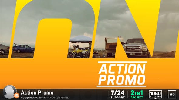 Thumbnail for Action Promo