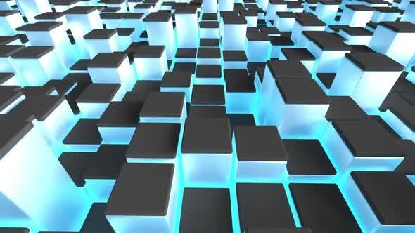 Thumbnail for Neon Blocks 02