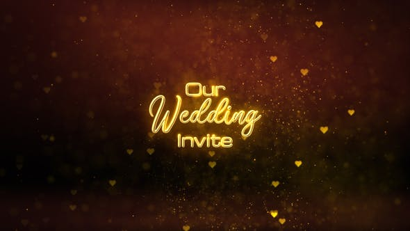 adobe after effects wedding invitation templates free download