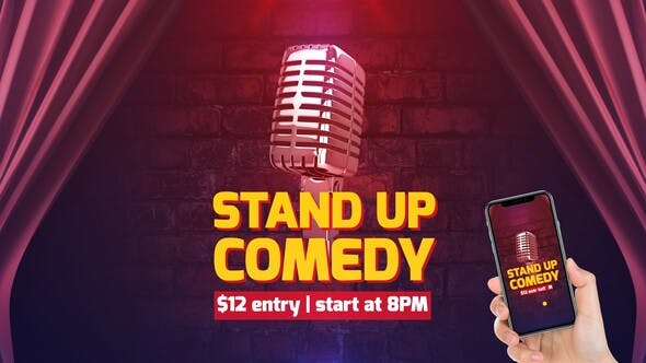 Thumbnail for Stand Up Comédie
