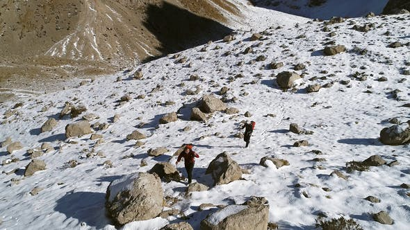 Thumbnail for Trekking In Mountain