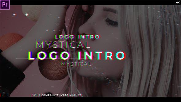 Thumbnail for Логотип Glitch Интро