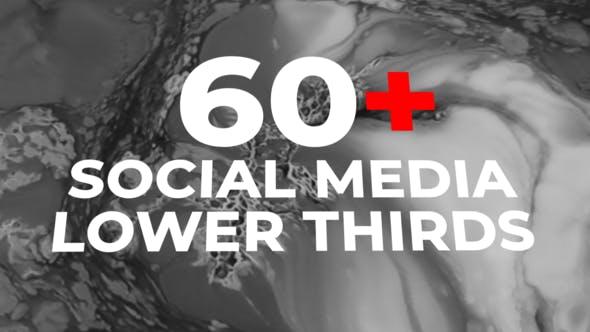 Thumbnail for 60 tercios inferiores de las redes sociales