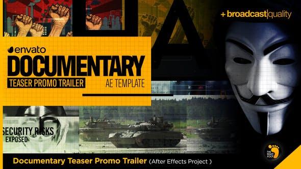 Thumbnail for Documentary Teaser Promo Trailer