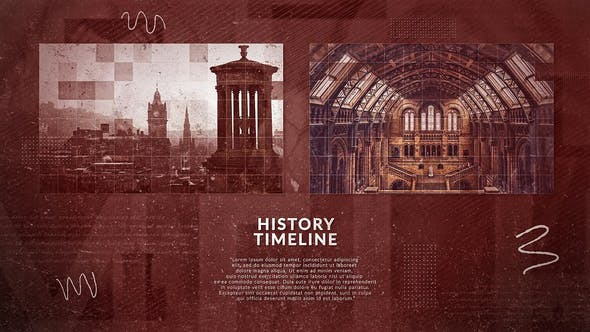 Thumbnail for History Slideshow