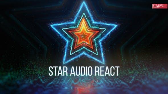 Star Audio React | Visualizador de música