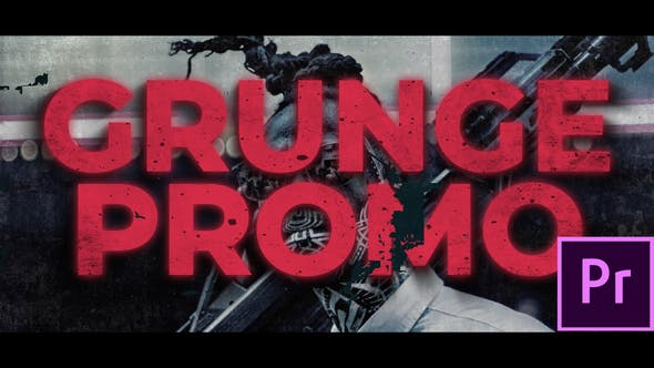 Thumbnail for Grunge Neon Promo