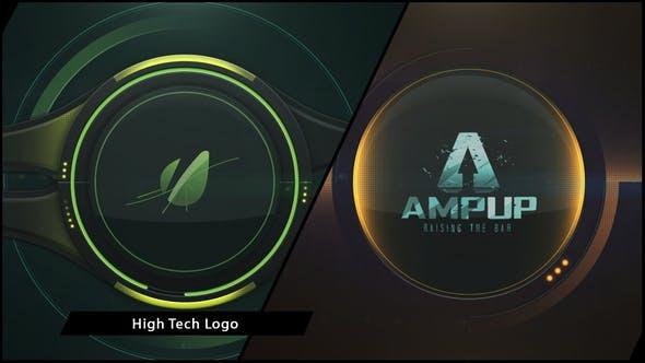 Hi Tech Logo II Clean