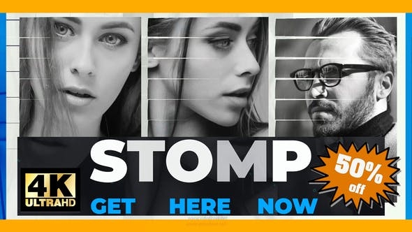 Thumbnail for Ouvre-Stomp