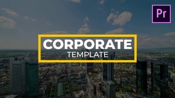 Thumbnail for Grandes títulos Corporativa modernos