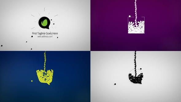 Thumbnail for Dynamic Minimal Logo Reveals Set