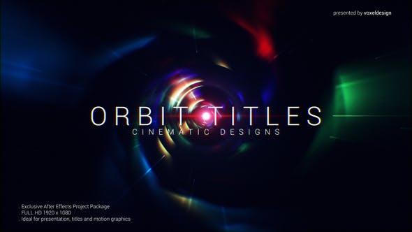 Thumbnail for Orbit Cinematic Titles