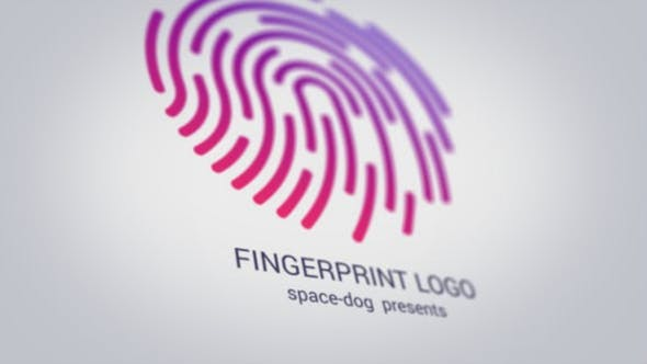 Thumbnail for Fingerprint logo | Premiere Pro