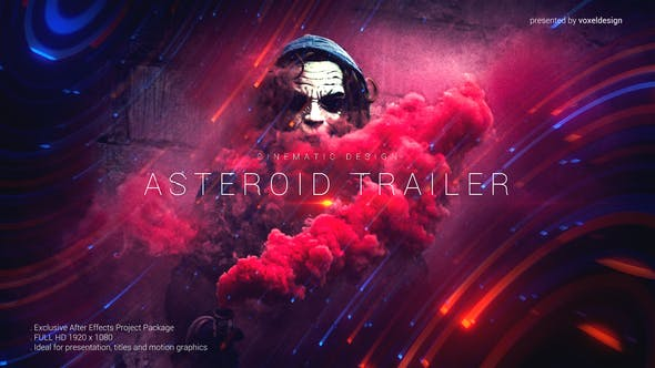 Thumbnail for Asteroid Cinematic Trailer
