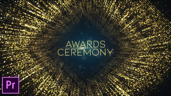 Thumbnail for Awards Ceremony Opener - Premiere Pro