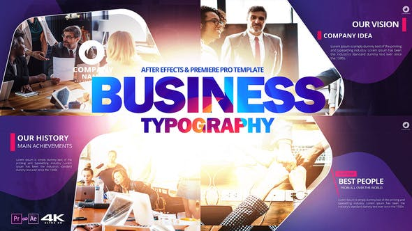 Thumbnail for Favorite Business Typography 2.0