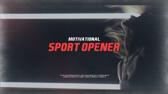 Thumbnail for Motivational Sport Promo