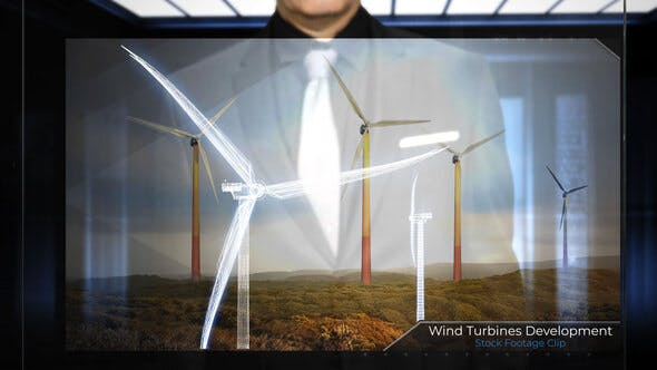 Thumbnail for Wind Turbines - Renewable Energy Development Business