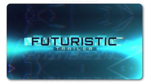 Futuristic World Trailer
