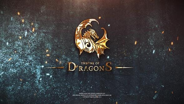 Cover Image for Epic Fantasy Logo Reveal