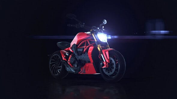 Thumbnail for Motorcycle Reveal