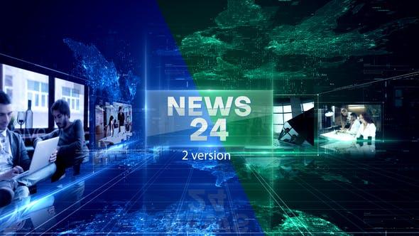 News 24 Intro