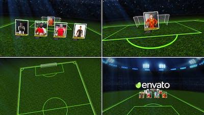 Soccer Team Lineups