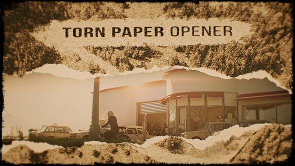 Thumbnail for Torn Paper Opener