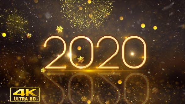 Thumbnail for New Year 2020 Opener V1