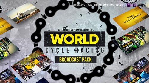 World Cycling Marathon Pack
