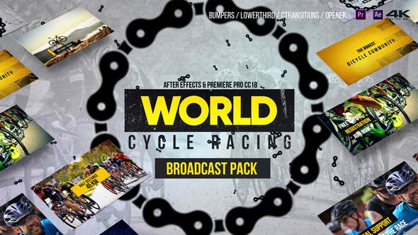 Thumbnail for World Cycling Marathon Pack