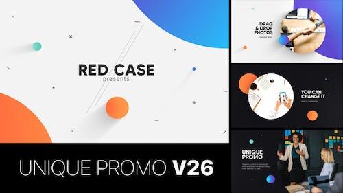 Unique Promo v26   Corporate Presentation