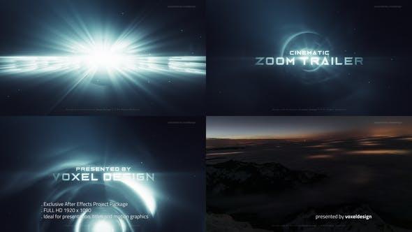 Cover Image for ZOOM Cinematic Trailer