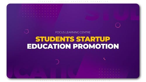 Students Startup Education Promotion
