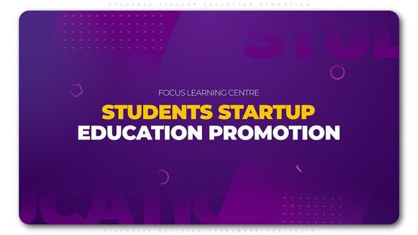 Thumbnail for Students Startup Education Promotion