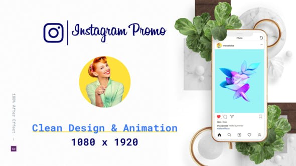 Thumbnail for Instagram Promotion