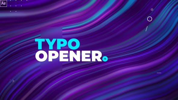 Thumbnail for Dynamic Typography Opener