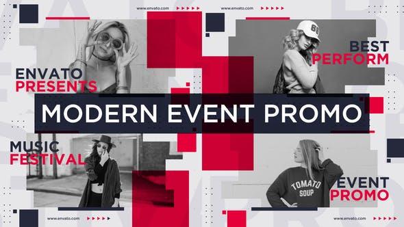 Cover Image for Promo événementiel moderne et élégant