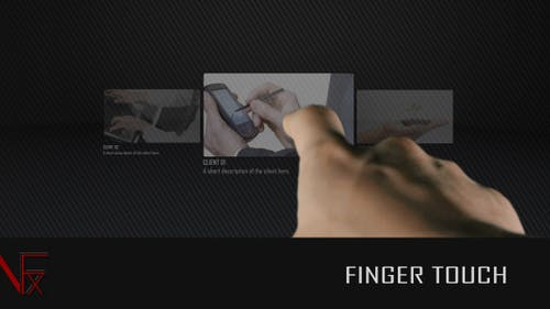 Finger Touch - Introduce Your Business