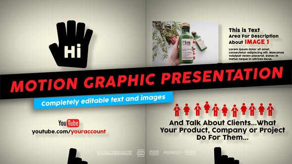 Motion Graphic Presentation