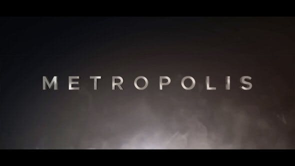 Thumbnail for Metropolis Cinematic Trailer