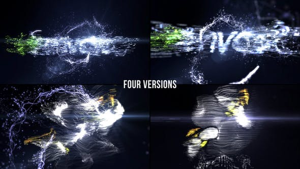 Thumbnail for Particle Effect 7 (Futuristic)