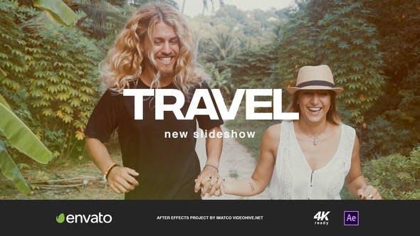 Thumbnail for Diaporama sur les tendances des voyages