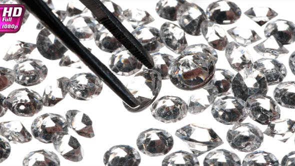 Thumbnail for Selection Of Large Diamonds