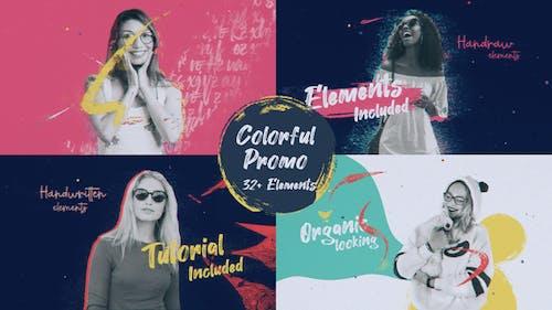 Colorful Paint Promo