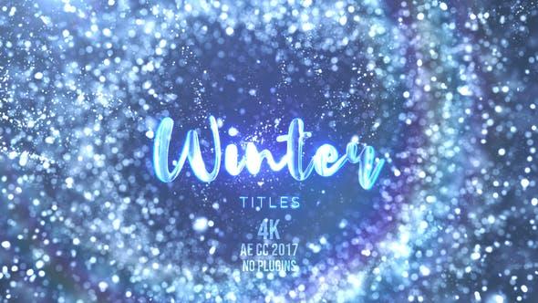 Thumbnail for Titres de neige d'hiver