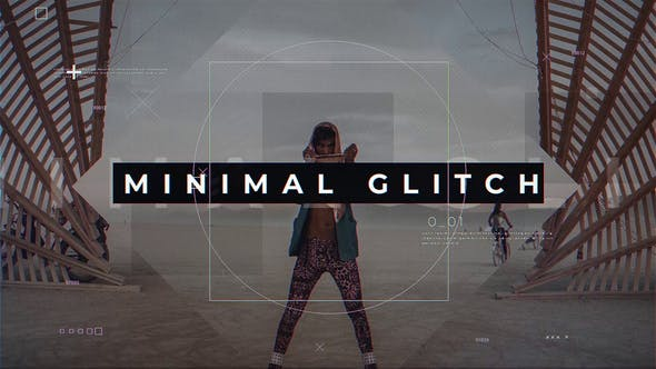 Thumbnail for Minimal glitch Promo