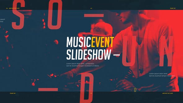 Thumbnail for Music Event Slideshow / Party Invitation / EDM Festival Promo / Night Club / DJ Performance