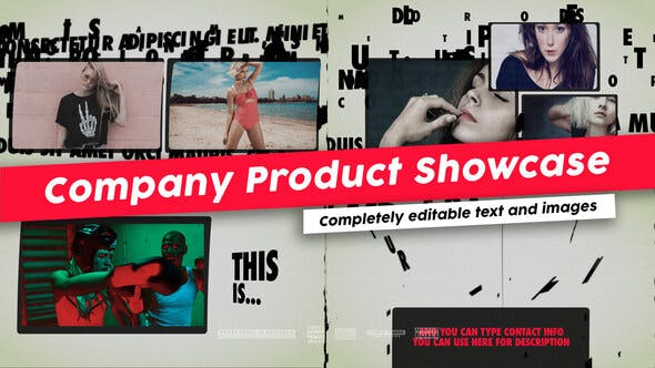 Thumbnail for Company / Product Showcase